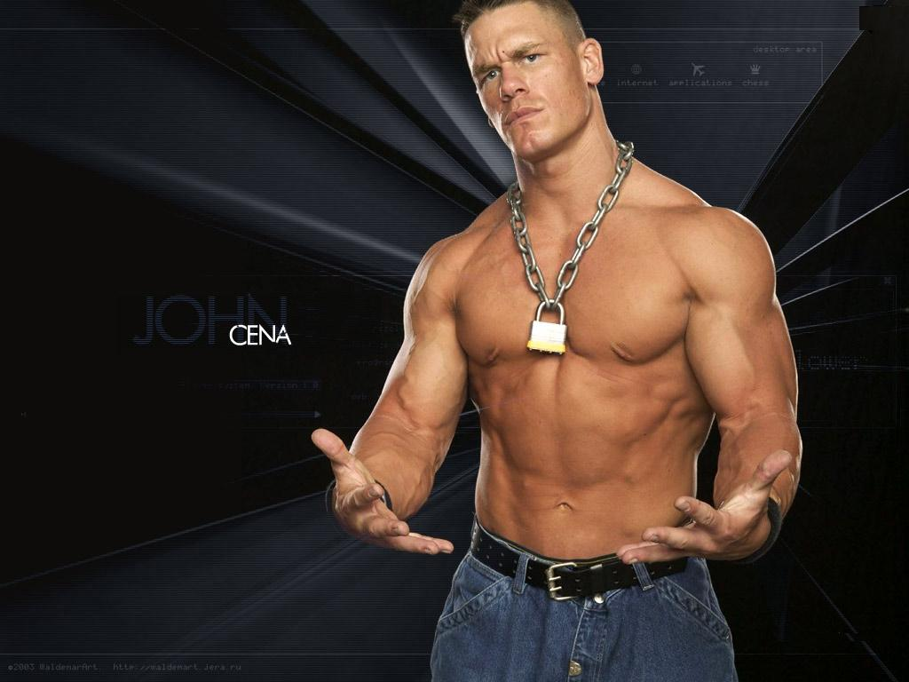 Wwe January 2013 John Cena Monday Blog Just picture giant stack of
