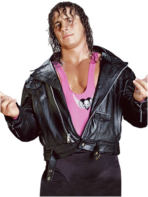 Bret Hart Back In WWE