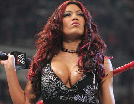 Melina Injured- Updated