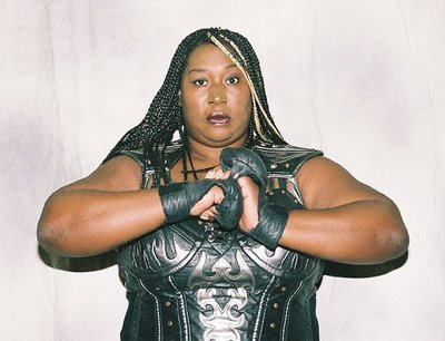 Awesome Kong Gone From TNA?