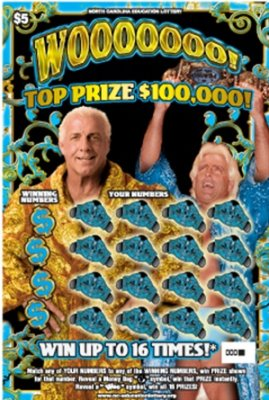Ric Flair Is A Deadbeat Loser