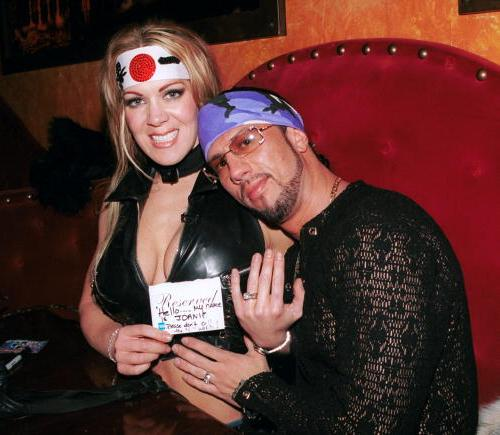 Sean Waltman Officially Gone From TNA: Still Has Hepatitis.