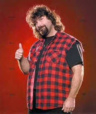 Mick Foley Is Butt Hurt About Stuff
