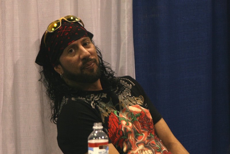 Sean Waltman Still Likes Drugs