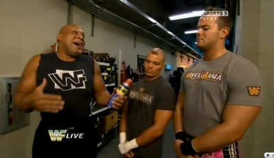 WWE Tough Enough returning, Tony Atlas thinks weird