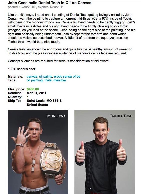 Pro Wrestling Is Art