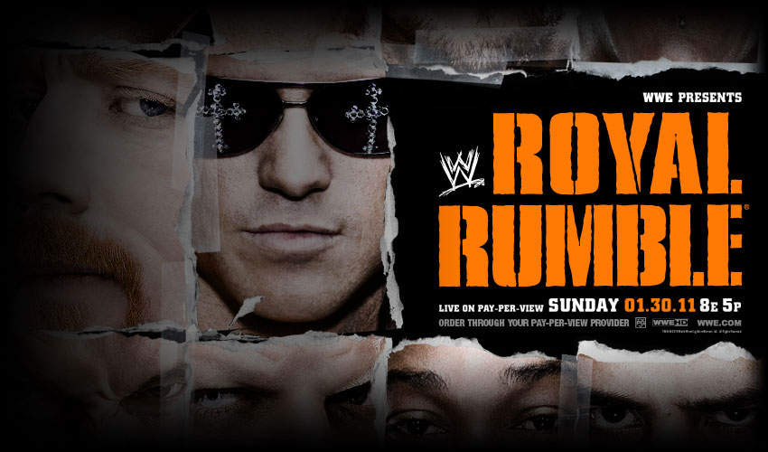 WWE Royal Rumble 2011- Preview