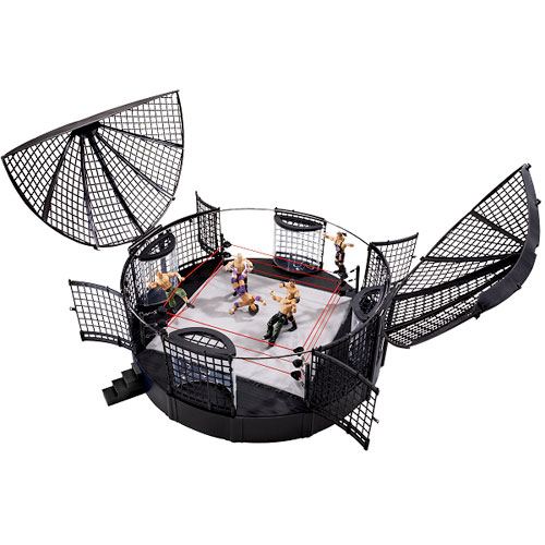 Stunt Granny Audio: WWE Elimination Chamber 2011 Review