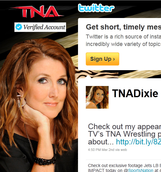 Dixie's Twitter Account Was Suspended