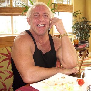 ric flair eating