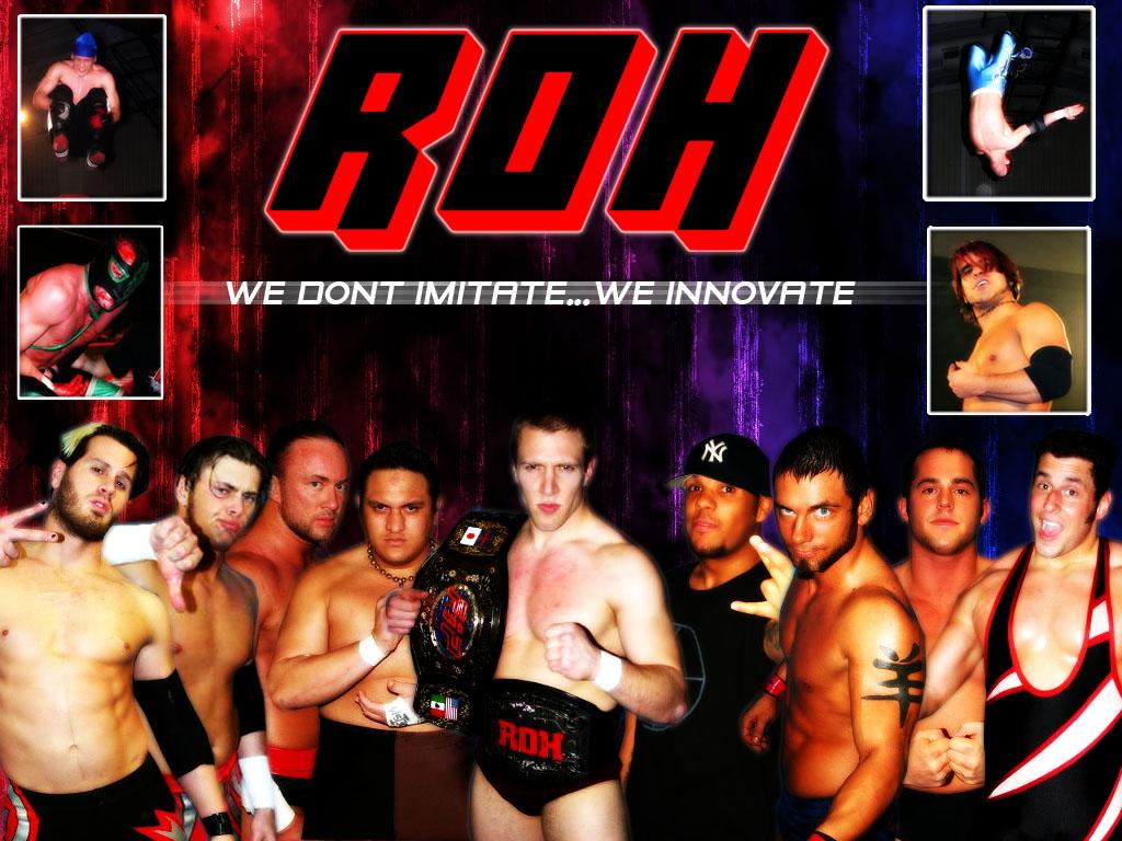 Ring Of Honor just got sold