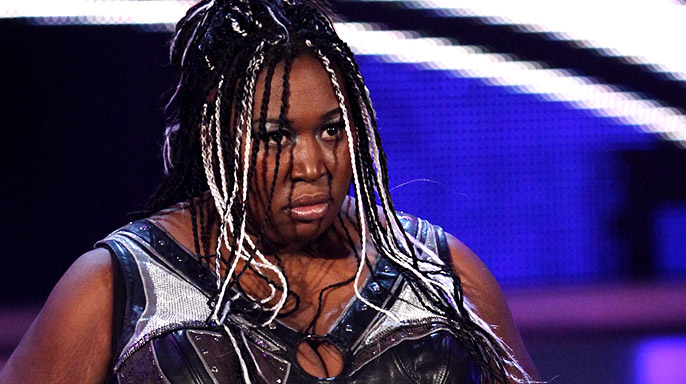 "Kharma is out for ""nine months"""