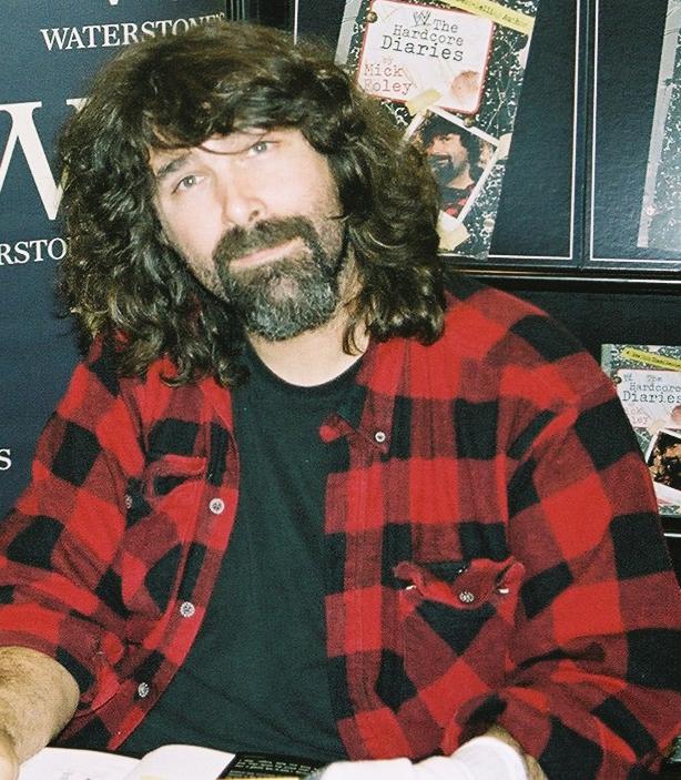Mick Foley Isn't Hurt By WWE Snub