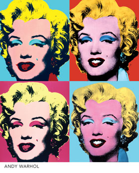 The Art of Wrestling: Warhol Affliction