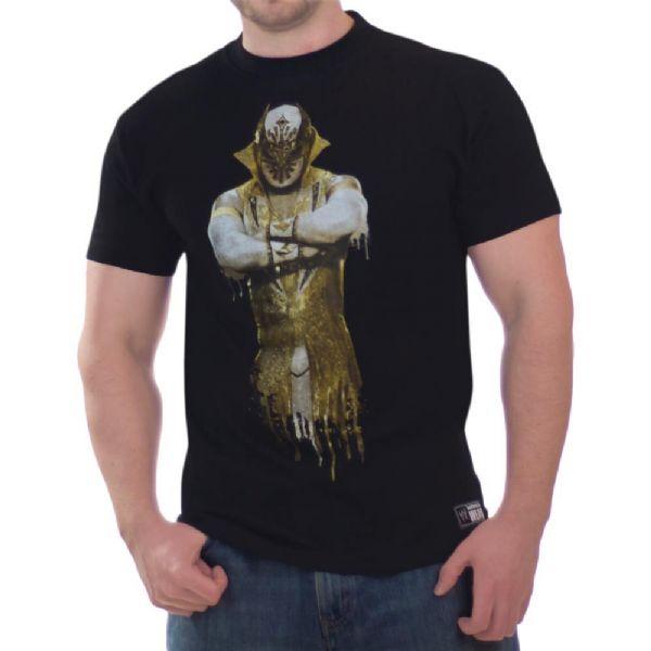 Sin Cara has a shirt. A penis shirt.