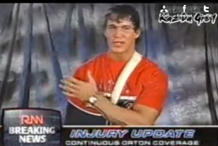 RNN Update: WWE.com offers specifics on Randy Orton back injury