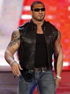 Brock Lesnar and Dave Batista at WrestleMania 28?