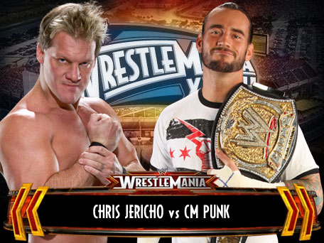 WrestleMania 28 Preview #5- CM Punk vs Chris Jericho