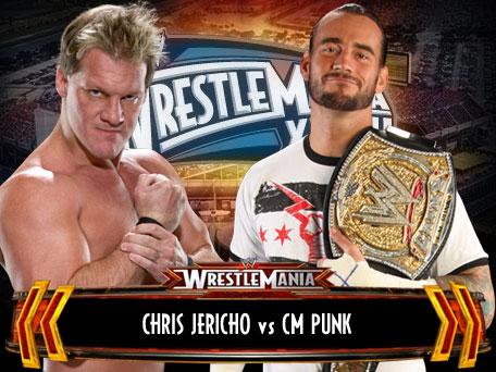 WrestleMania 28 Preview #5- CM Punk vs Chris Jericho