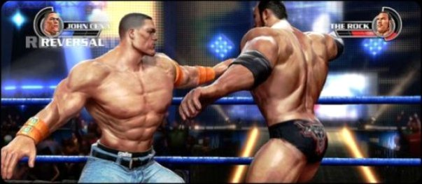 WrestleMania 28 Preview #8- John Cena vs The Rock