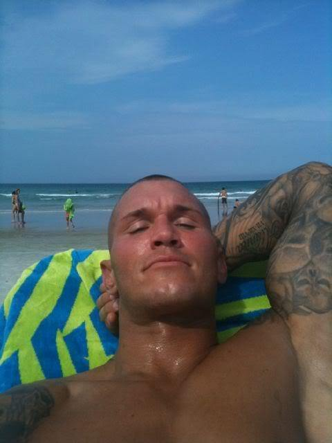 Randy Orton to star in Marine 3, seriously.