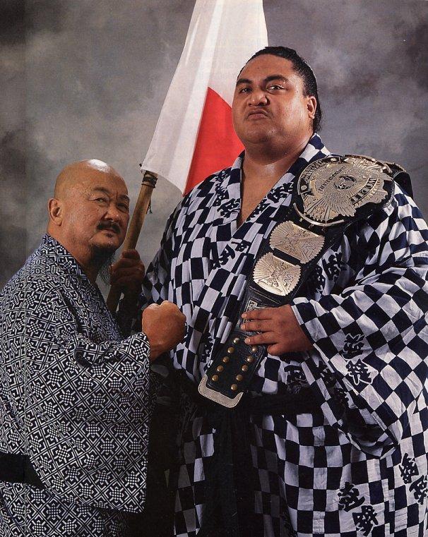 Yokozuna added to WWE Hall of Fame class of 2012