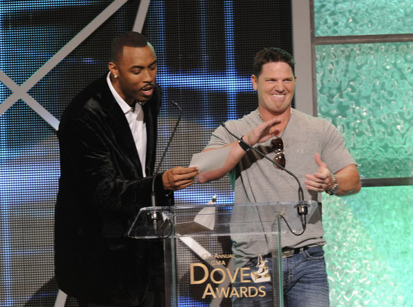 AJ Styles to present Dove Award (??), to be broadcast on channel lower on dial than Spike