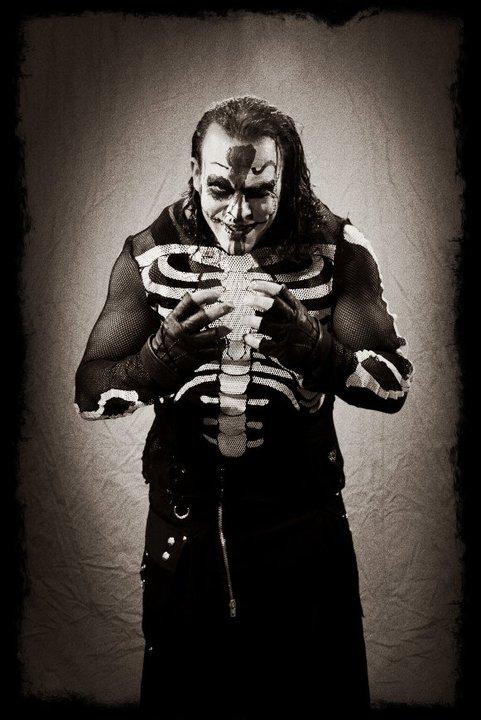 Get Krimson on TNA television