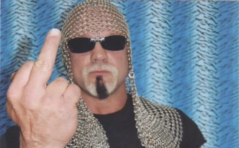 Hulk Hogan And Scott Steiner Still Hate Each Other