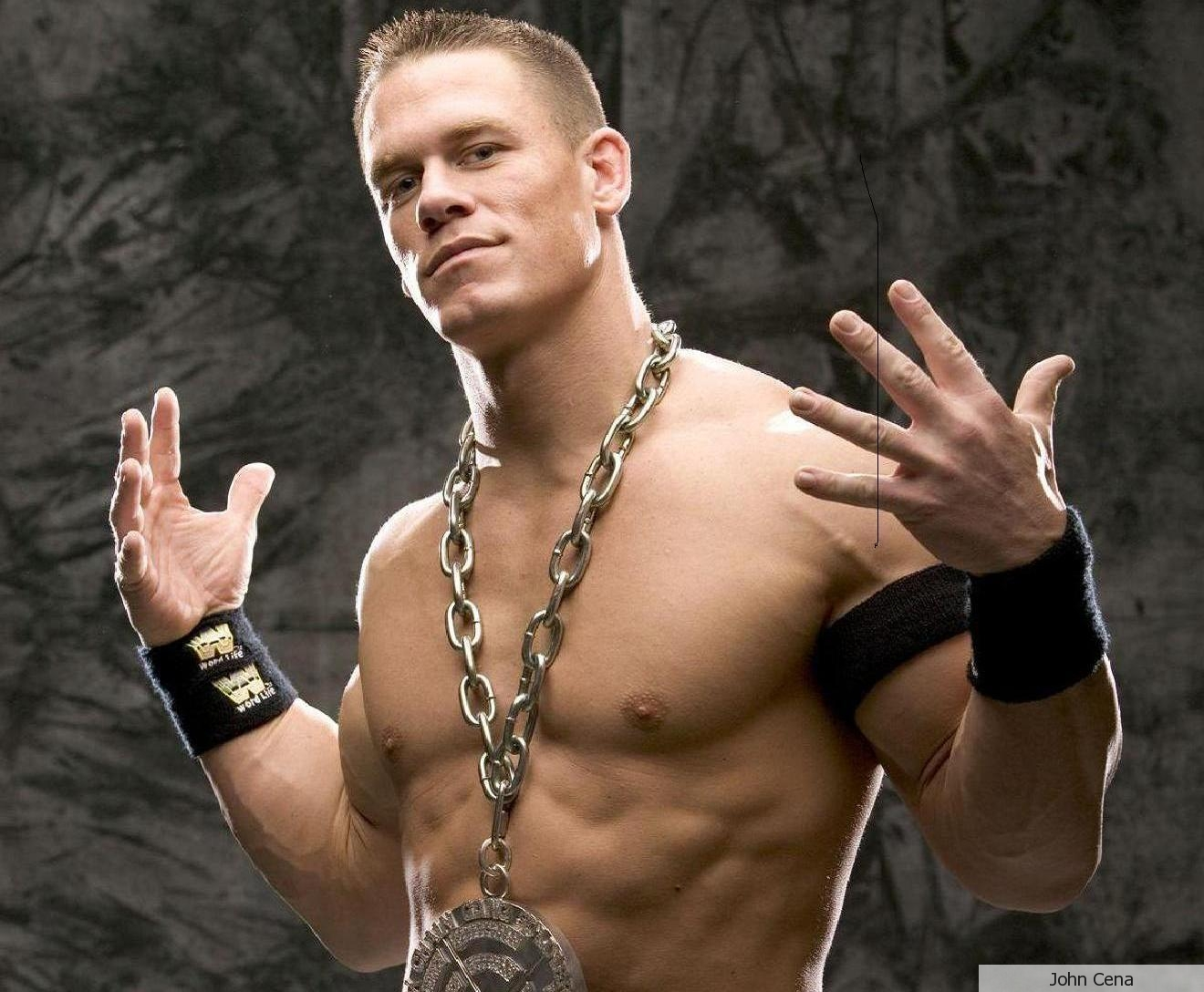 Liz Cena thinks John Cena was cheating on her. Um, so?