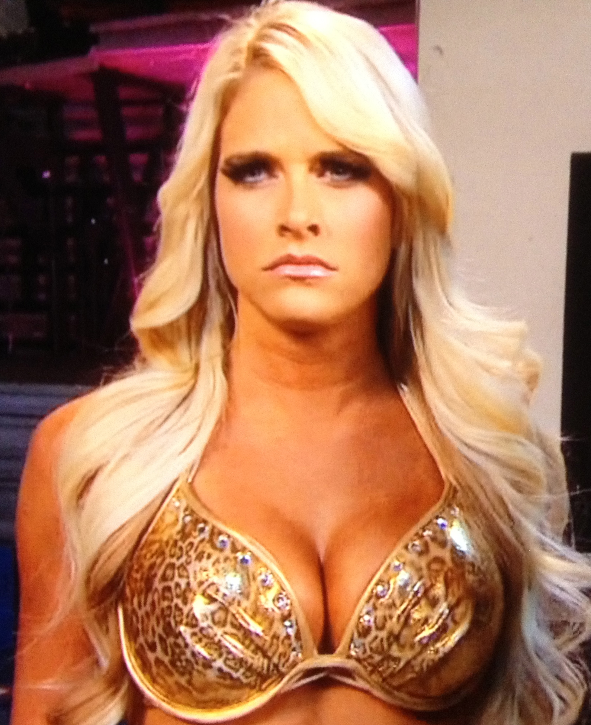 Kelly Kelly released from WWE
