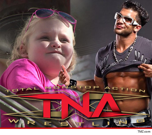 Honey Boo Boo Gonna Wrestle Child