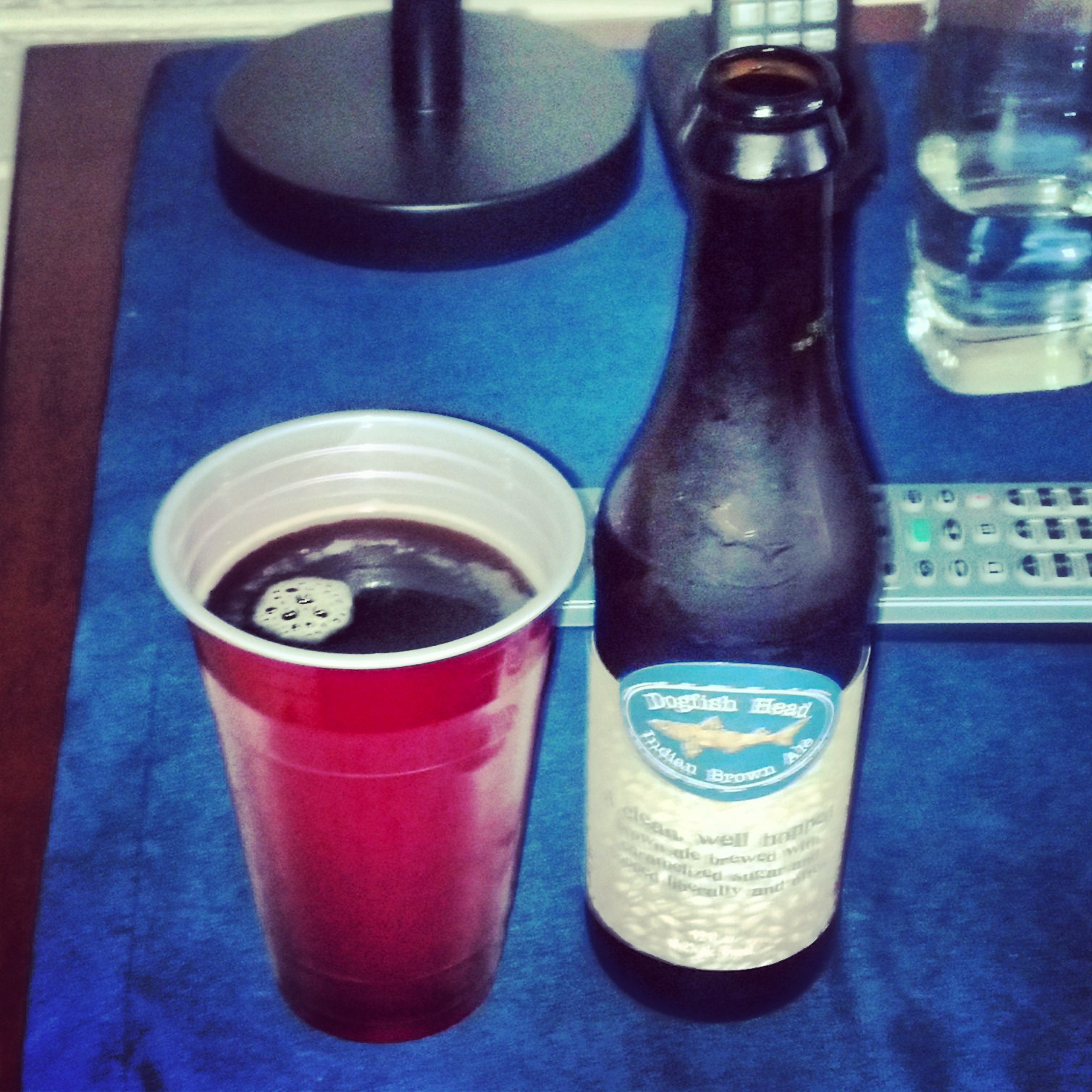 Dogfish Head India Brown Ale