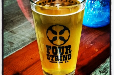 Four String Mexican Blonde