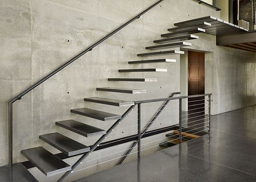 floating-staircase-in-steel