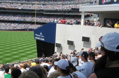 Obstructed View Bleachers 1