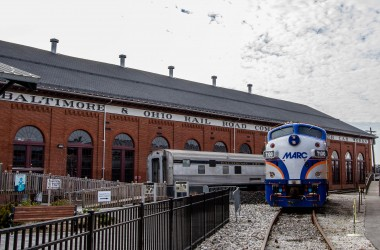 The old B&O Railroad in Baltimore saved from bellaremyphotography.com