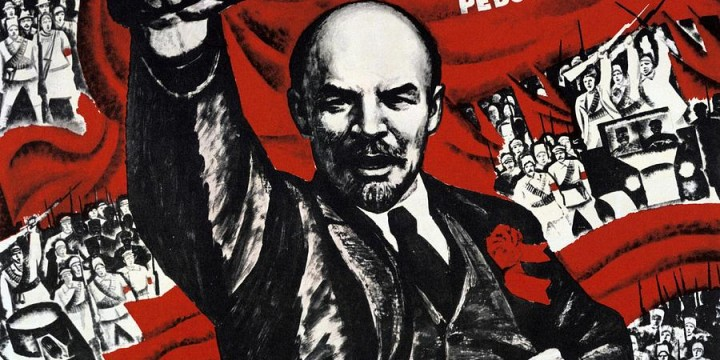Russian Revolution artwork saved from fineartamerica.com