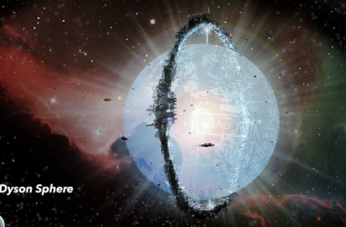 A Dyson Sphere saved from Rémy Bournoville on linkedin.com