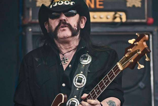 Lemmy Kilmister of Motorhead saved from RollingStone.com
