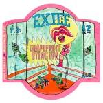 Exile Brewing Grapefruit Sting IPA