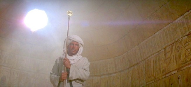 The Staff of Stunt Granny enlightens you with their beer picks. From Raiders of the Lost Ark.