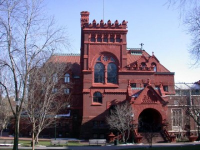 The Fisher Fine Arts Library on the campus of the University of Pennsylvania. Saved from facilities.upenn.edu