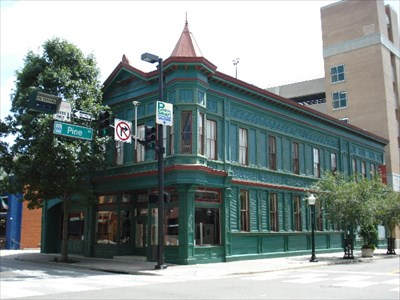 Rogers Building in Orlando FL. Saved wikipedia.org.