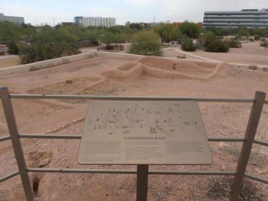 Pueblo Grande Museum in Phoenix AZ. Picture from TripAdvisor.com