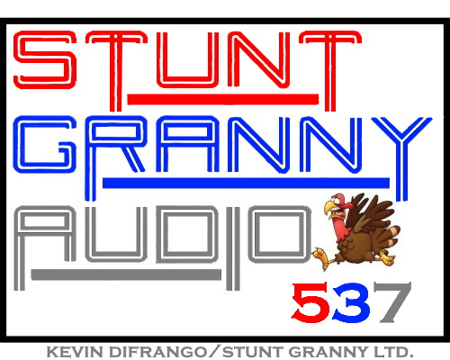 Stunt Granny Audio 537 - Survivor Series, AEW Storylines and Impact in the 80s
