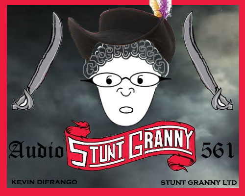 Stunt Granny Audio 561 - Wrestlemania Aftermath