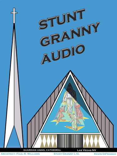Stunt Granny Audio 633 - Roman Reigns, Akuma and WandaVision