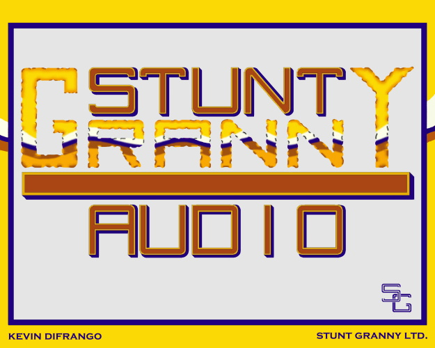 Stunt  Granny Audio 623 - COVID, Fire Balls and Adam Pearce