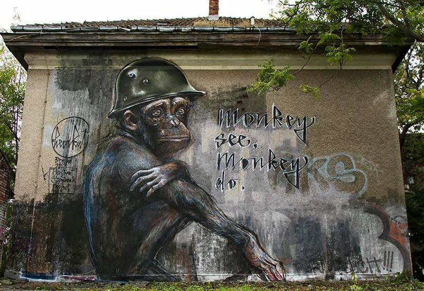 In Berlin from Streetartnews.com